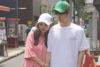 日韓カップルNACO&JCが大人気韓国ブランドでカップルルックに挑戦!