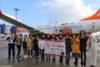 中部国際空港にてチェジュ航空東方神起ラッピング機イベントを開催